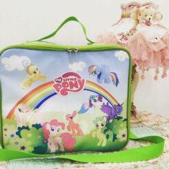 tas ulang tahuun selempang custom gambar little pony